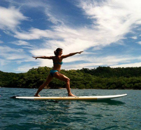 Paddle Board Yoga, SUP Yoga, Stand Up Paddle Yoga