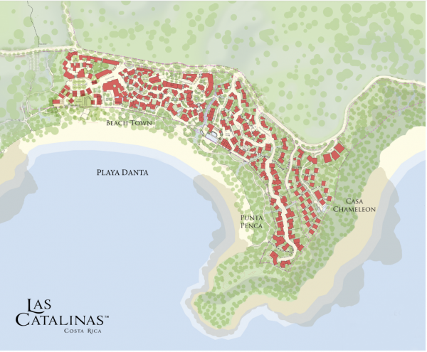 Generative Urbanism, Urbanism in Las Catalinas, Urban Design